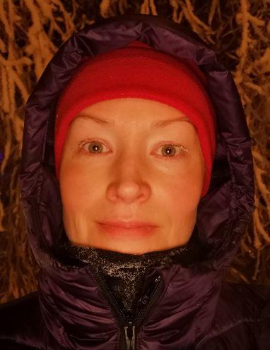 Anita Saaranen-Kauppinen.