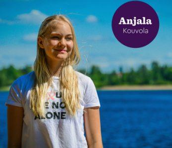 Nuorisokeskus Anjala pähkinänkuoressa