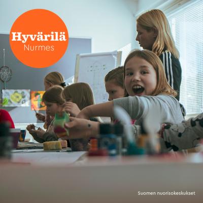 Hyväriläon yksi Suomen yhdeksästä valtakunnallisesta nuorisokeskuksesta.