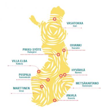 Suomen nuorisokeskusverkosto