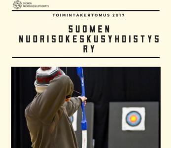 SNK ry:n toimintakertomus 2017 nyt verkossa